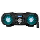 SPT 5800 Boombox CD, BT, MP3, USB, AUX ja FM raadioga