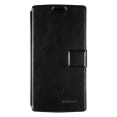 Element P451 Leather Case Black Mobiiltelefoni flip tüüpi ümbris SENCOR ELEMENT P451